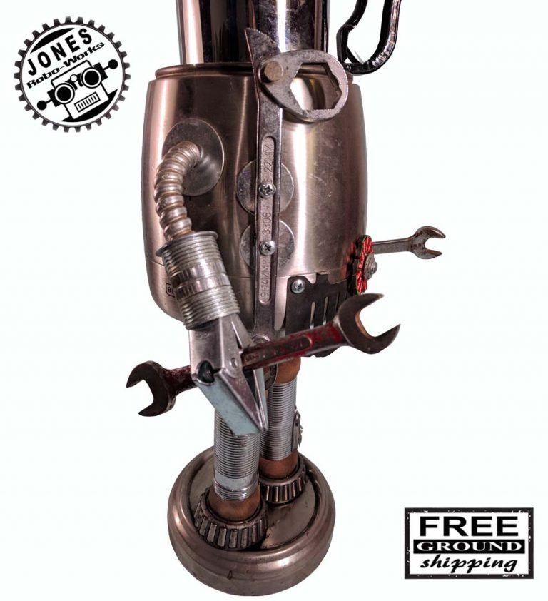 Mechanic Mike Robot-Jones-Robo-Works-Sculpture-Image-5