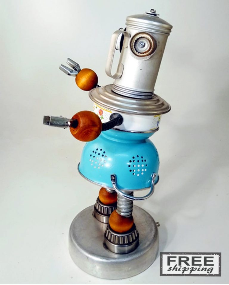 Martha-Steampunk-Robot-Sculpture-Robo-Works-3