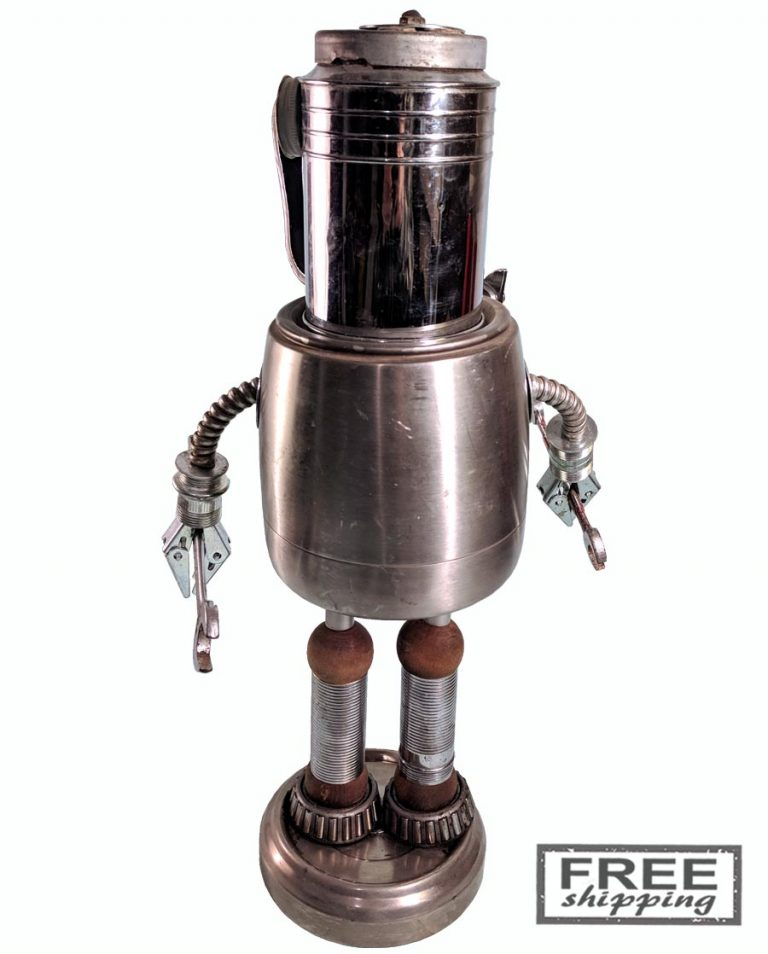 Mechanic Mike Robot-Jones-Robo-Works-Sculpture-Image-4